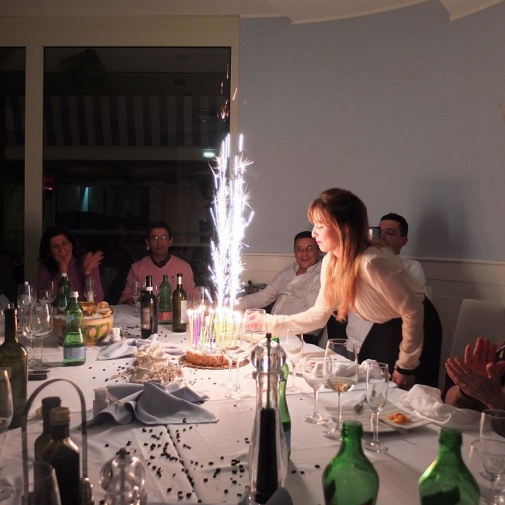 Compleanno Mary 10.04.2013