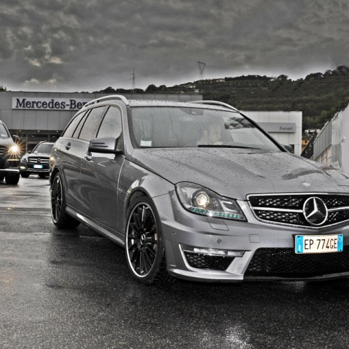 Amg Performance Tour 2013