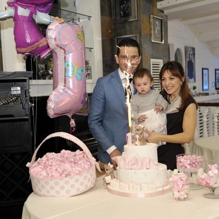 Primo compleanno Ludovica