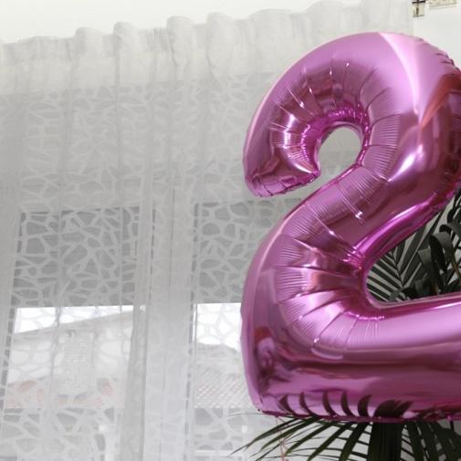 2° compleanno Ludovica