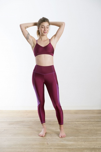 Leggings Spirited Bolero/Fucsia