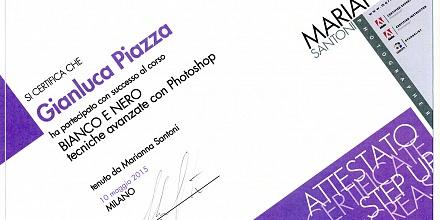 Marianna Santoni - Bianco & Nero - Tecniche Avanzate con Photoshop