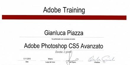 Adobe Photoshop skill
