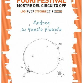 """""""Andrea su questo pianeta"""" - Exhibition"""