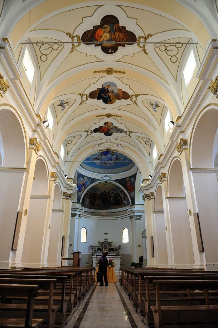 Carpinone chiesa