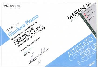 Marianna Santoni - Curve, Maschere e Livelli di Regolazione